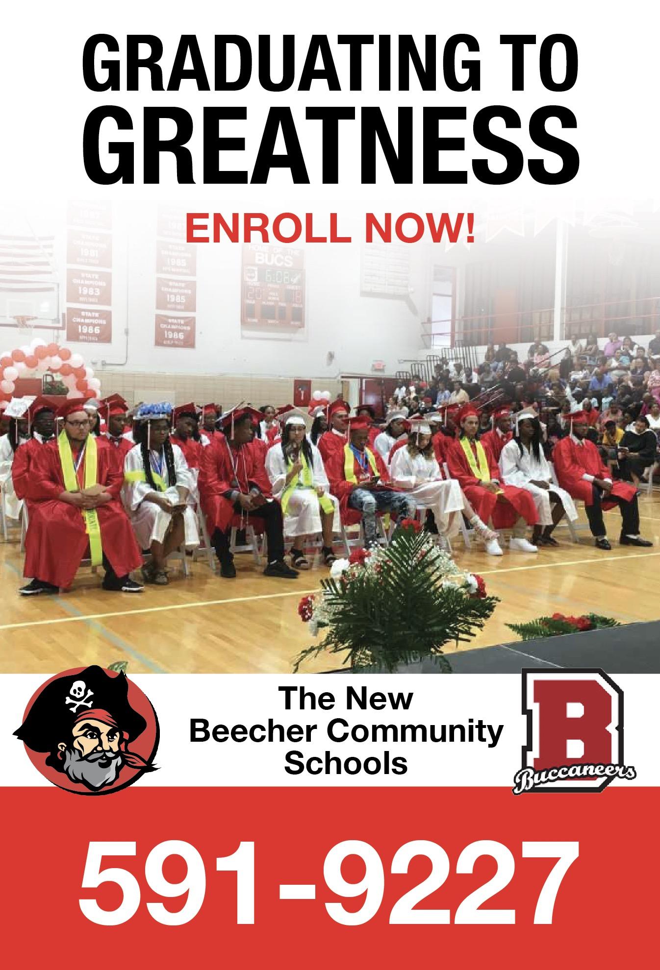 Beecher Community School District 0919 GEN 47x69(BR2)